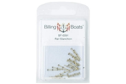 Billing Boats Railing Support 17mm 20 Pack
