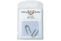 Billing Boats Maste Fittings 2 Pack