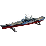 Revell of Germany U.S.S. Missouri 1:535 Scale