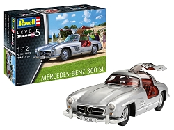 Revell of Germany Mercedes-Benz 300SL 1/12 Scale
