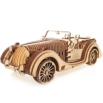 Ugears - ROADSTER VM-01 - Laser Cut Wood - 437 Parts