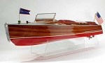 DUMAS 1930 24' CHRIS-CRAFT RUNABOUT