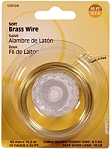 BRASS WIRE - 20 GAUGE - 50 FT. SPOOL