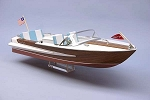 DUMAS 1964 CHRIS-CRAFT 20' SUPER SPORT MODEL BOAT KIT