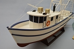DUMAS #1271 RUSTY THE SHRIMP BOAT Scale 1:24