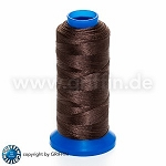 JEWELRY NYLON 4BW RIGGING LINE - DARK BROWN 0.50MM X 400M
