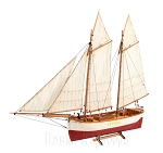 Falconet F0505 Imperial Yacht Uvalen 1:48 Scale