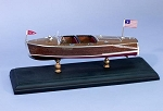 DUMAS 1940 CHRIS-CRAFT BARREL BACK 1/24TH SCALE