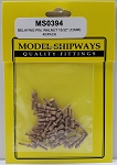 Model Shipways Belaying Pins, Walnut 15/32