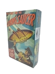 Atlantis Models Vic Torry and his UFO Flying Saucer w/Light Comic 5