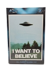 Atlantis Models I Want to Believe UFO X-Files Billy Meier w/Light 5