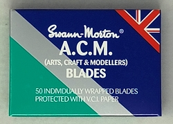Swann-Morton ACM - Size 11 Blade - Pack of 50