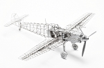 Jasmine Model Products BF-109E-4 1/72 Scale Photo Etch Kit