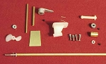 Dumas #1233 Running Hardware Kit