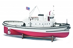 Billing Boats 1:50 Scale Hoga Pearl Harbor Tugboat -Wooden hull