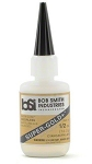 Super-Gold+™ Gap Filling Odorless Foam-Safe Glue, CA 1/2 oz.