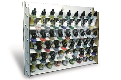 Vallejo Wall Mounted Paint Display For 43 17ml Bottles