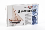Billing Boats Le Martegaou Wooden Hull 1:80 Scale