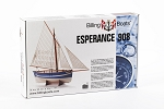 Billing Boats Esperance Wooden Hull 1:30 Scale