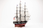 Billing Boats 1:100 Scale USS Constitution -Wooden hull
