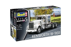 Revell of Germany Kenworth W-900 1/25 Scale