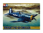 Tamiya VOUGHT F4U-1D CORSAIR 1/48 Scale