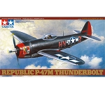 Tamiya REPUBLIC P-47M THUNDERBOLT 1/48 Scale