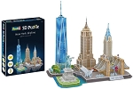Revell of Germany New York Skyline 3D Puzzle