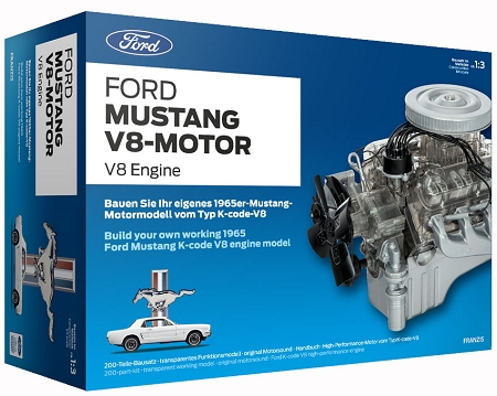 Ford Mustang V8 1/3 Scale Model KIt