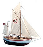 Billing Boats 1:15 Scale Colin Archer - Wooden Hull Suitable for RC