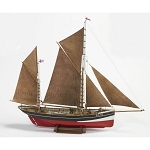 Billing Boats 1:50 FD 10 Yawl -Wooden hull