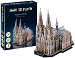 Revell of Germany Kolner Dom Cologne Cathedral 3D Puzzle