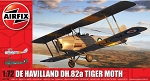 AirFix De Havilland DH.82a Tiger Moth 1:72 Scale