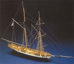 Mantua Model 745 Baltimore Clipper Schooner (Lynx Due Alberi)