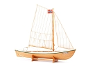 Billing Boats 1:20 TORBORG - Wooden hull