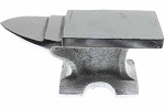 Jeweler's Chrome Plated Anvil, 1.2 lbs.