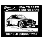 Tom Daniel How To Draw & Design Cars The