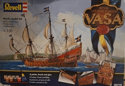 Revell of Germany Royal Swedish Warship VASA Gift Set