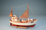 Norden 1:30 Scale Wooden Hull
