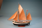 Billing Boats Dana Plastic Hull 1:60 Scale