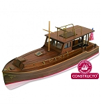 Constructo 80841 Pilar Laser Cut Wood & Metal Kit  Made in Spain - Scale 1:27