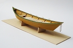 Model Shipways Lowell Grand Banks Dory Model Wooden Model Ship Kit 1:24 Scale