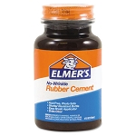 Elmers Rubber Cement 4oz