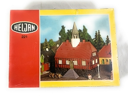 Heljan City Hall HO Scale
