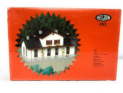 Heljan French Station HO Scale