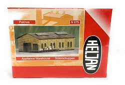 Heljan Warehouse N Scale