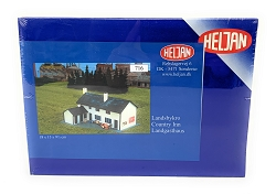 Heljan Country Inn HO Scale