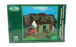 Heljan Goods Shed HO Scale