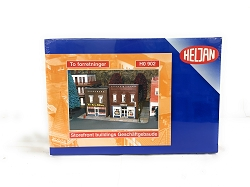 Heljan Brick Building Block HO Scale