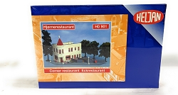 Heljan Two Brothers Restaurant HO Scale